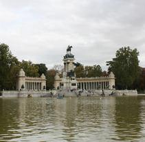 Parque el Retiro - Madrid España. Un proyecto de Fotografía de Luis Augusto Borges ~         - 10.06.2016