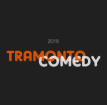 Tramonto Comedy 2015. A Graphic Design project by Nil Miserachs Martí         - 14.07.2015