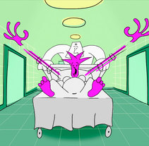 Animación 2D digital. Un proyecto de Animación de Mauro Martínez López         - 03.07.2016