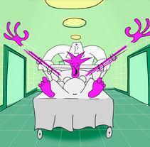 Animación 2D digital. A Animation project by Mauro Martínez López         - 03.07.2016