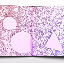 Triángulos VS Círculos. A Illustration project by alberto martinez romero         - 19.06.2016
