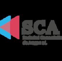 SCA Aragón. A Design, Design Management, Graphic Design, Interactive Design, and Web Design project by Alejandro Vázquez Olmeda         - 31.05.2016