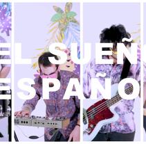 """""""El sueño español"""" (videoclip oficial). Un proyecto de Cine, vídeo, televisión y Dirección de arte de Alejandro Prieto - 21-06-2016"""