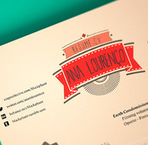 Infographic CV . A Infographics project by Ana Lourenco         - 25.06.2012