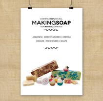 Making Soap. A Br, ing, Identit, Art Direction, Design, Graphic Design, Photograph&Illustration project by Mia López - Jul 01 2016 12:00 AM