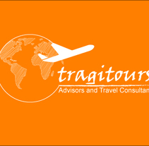 Agencia de Viajes TRAGITOURS. Um projeto de Design editorial e Design gráfico de Atenas Román - 30-04-2016