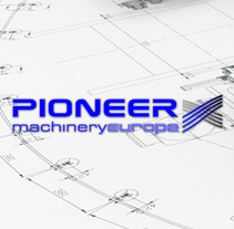 Pioneer Machinery europe. A Web Design, and Web Development project by Rafa Fortuño         - 31.12.2015
