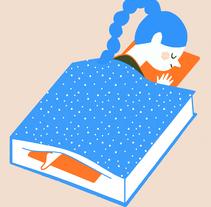 Lecturas Nocturnas. Um projeto de Ilustração de ILEANA ROVETTA - 22-07-2016