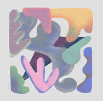 Shapes. Un proyecto de Animación e Ilustración de David Pocull - Lunes, 25 de julio de 2016 00:00:00 +0200