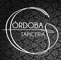 Córdoba Tapicería - Imagen corporativa. Un proyecto de Diseño gráfico de Iliyana Nicolaeva Coleva         - 09.08.2016