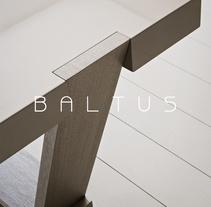 BaltusCollection.com. Un proyecto de Diseño gráfico y Desarrollo Web de Estudio Maba  - 10-08-2016