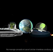 El destino de un planeta. A Animation project by a74hidalgo         - 14.12.2012