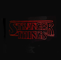 sketchbook 4: Stranger Things. A Illustration, and Character Design project by Ángela Alcalá Alcalde         - 07.08.2016