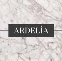 Ardelia - Diseño Logotipo & Web. A Architecture, Art Direction, Br, ing, Identit, Graphic Design, Web Design, and Web Development project by Juan  Megías Alonso - 23-08-2016