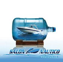 Salón Náutico. A Design, Advertising, Photograph, Design Management, Editorial Design, Events, and Graphic Design project by Alejandra Iglesias Lourés         - 23.08.2016