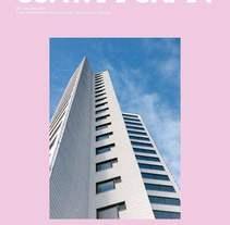Revista contraforma. Un proyecto de Dirección de arte, Diseño editorial y Diseño gráfico de Lola González Gutiérrez         - 14.11.2015