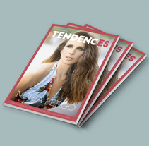 Tendences Magazine - Diseño y maquetación. A Editorial Design, and Graphic Design project by Antonio Ufarte         - 31.08.2016