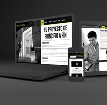 Make Sense Studio. A Web Design project by Emilio Gutierrez Rodriguez - Sep 01 2016 12:00 AM