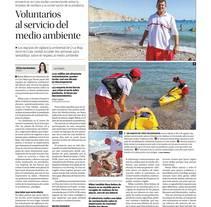 Diario de Ibiza. Um projeto de Escrita de África San Esteban          - 05.09.2016