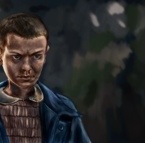 Eleven . A Illustration, Film, Video, TV, and Painting project by Frank Morales - 16-09-2016