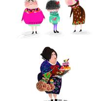 Personajes. A Fine Art project by Tduran Salguero         - 21.09.2016