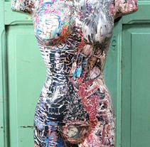 pintura. Un proyecto de Collage de LuzH Arias         - 24.09.2016