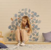 Fantasia videoclip . Un proyecto de Post-producción de Marisol Simó - 14-04-2015