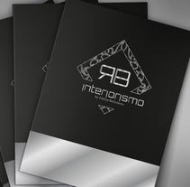 Identidad Corporativa. RB Interiorismo. A Design, Br, ing, Identit, and Graphic Design project by vbernabe - 28-09-2016