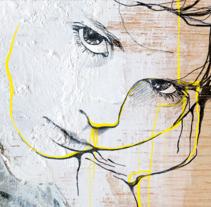 IDO_Projecye Mut_Idò_(Gráfica descartada). Un proyecto de Diseño, Ilustración, Música, Audio, Diseño editorial, Diseño gráfico, Pintura y Collage de Víctor Escandell - 30-09-2016