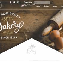 http://elmolinobakery.es/. A Web Design, and Web Development project by Eva Fernández Casais - 08-10-2016