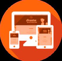 Diseños web. A Design project by Arantxa García Enamorado         - 09.10.2016