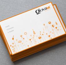 GIOVAMI. A Graphic Design project by Rocío Machuca García         - 10.11.2009