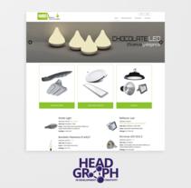 Website - Update. Un proyecto de Diseño, UI / UX, Diseño Web y Desarrollo Web de Cristhian George Lara Serrano         - 15.08.2016