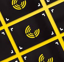 24-7 Drama / Diseño de marca. Un proyecto de Br, ing e Identidad y Diseño gráfico de Julio Mendoza         - 13.10.2016
