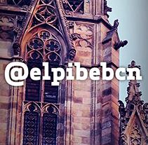 Imágenes Videowall @elPibe. A Br, ing&Identit project by Silvia  Durán Pérez - 17-04-2015
