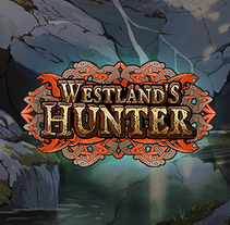 Westland's Hunter #1. A Illustration, Character Design, and Game Design project by Adrián  Rodríguez - 01-11-2016