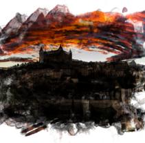 COLOR´S CITIES. Un proyecto de Diseño e Ilustración de Ale Garcia Martinez         - 01.11.2016