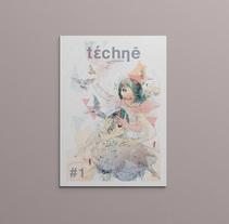Mi Proyecto del curso:  Introducción al Diseño Editorial. Un proyecto de Diseño, Diseño editorial y Diseño gráfico de Eleni  Alba Mylonopoulos - 31-10-2016