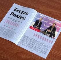 Maquetación. A Editorial Design, and Graphic Design project by Víctor Manuel Ozcáriz Almeida         - 07.02.2015