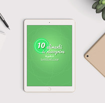 Catálogo interactivo: 10 Alimenti da riscoprire. Un proyecto de Animación y Diseño interactivo de Bonaria Staffetta         - 31.08.2016