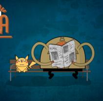 Cosas de Cosa: 1x04 'Pikachu: Subida eléctrica'. Un proyecto de Animación de J.FRAMES BOND  - 24-08-2013