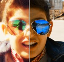 Color Grading Reel 2015. Um projeto de Pós-produção e Vídeo de Julio Vidarte Jaén         - 14.12.2015