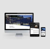 Bokado San Telmo, sitio web. Un proyecto de Diseño, Diseño gráfico y Diseño Web de TGA +  - 15-11-2016