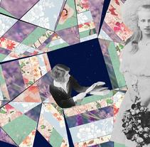 Collages. Un proyecto de Diseño, Bellas Artes, Diseño gráfico y Collage de Nai Ortega Goikolea         - 16.11.2016