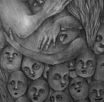 Pan de Molde #1. A Illustration project by Clara López         - 22.11.2012
