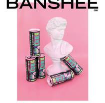 Banshee Magazine. Um projeto de Design editorial de Alicia Sdh         - 29.05.2016