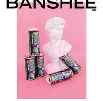 Banshee Magazine. A Editorial Design project by Alicia Sdh         - 29.05.2016