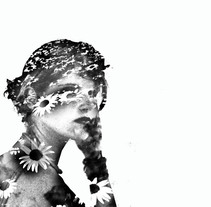 DOUBLE EXPOSURE. A Design, Photograph, Fine Art, and Graphic Design project by Marina Alonso San Miguel         - 23.11.2016
