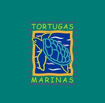 Tortugas Marinas. Un proyecto de Dirección de arte, Br, ing e Identidad, Diseño editorial y Diseño gráfico de Ventura Peces-Barba         - 27.11.2016