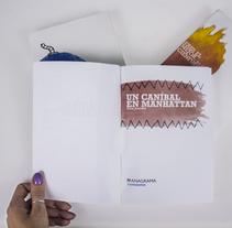 Rediseño Contraseñas. Um projeto de Design editorial e Design gráfico de Ana Arias Vaquerizo         - 05.12.2016